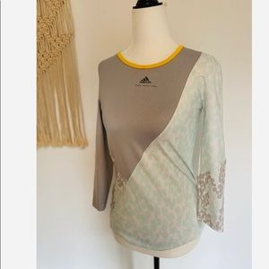 Stella McCartney (Adidas) Athletic Top size 4